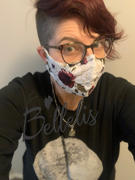 Bellelis Australia Pty Ltd Reusable Face cloth mask - Handmade in Australia - Clearance Review