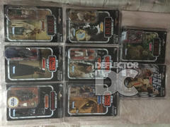 Deflector DC Star Wars The Vintage Collection Carded Figure Display Case Review