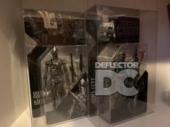 Deflector DC Star Wars The Black Series Archive Collection Figure Display Case Review