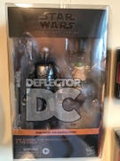 Deflector DC Star Wars The Black Series Din Djarin (The Mandalorian) & The Child Figure Display Case Review