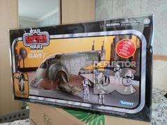 Deflector DC Star Wars The Vintage Collection Boba Fett's Slave 1 (2019) Display Case Review