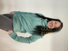 Gold Elite Apparel  COZYLUXE Hoodie Unisex Review