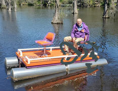 Pond King, Inc. DIY Mini Pontoon Boat Kits Review