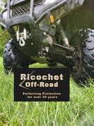 Ricochet Off-Road 7-Piece Complete Aluminum Skid Plate Set, Honda TRX420 Fourtrax Rancher (Straight Axle) Review