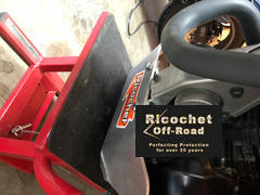 Ricochet Off-Road Yamaha TW200 Aluminum Skid Plate Review