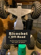 Ricochet Off-Road 4-Piece Complete Aluminum Skid Plate Set, Yamaha Raptor 660 Review