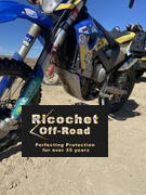 Ricochet Off-Road Husaberg FX/FE 250/300/390/450/501/570 (2009-2013) Aluminum Skid Plate Review