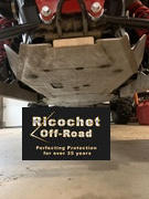 Ricochet Off-Road 10-Piece Complete Aluminum or UHMW Skid Plate Set, Polaris RZR XP 1000 Review