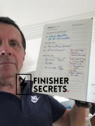 Finisher Secrets Finisher's Journal Review