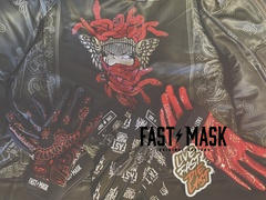 Fast Mask Black Paisley Fast Mask Motocross & Bike Gloves Review
