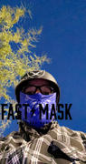 Fast Mask Blue Paisley Fast Mask Motorcycle Gloves Review