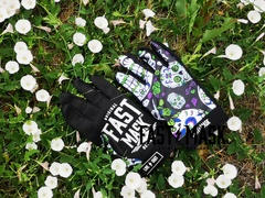 Fast Mask Sugar Skull  Motocross & Bike Gloves Review