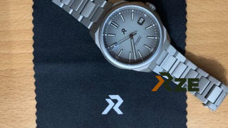 RZE Watches RESOLUTE - Arctic Grey [BACKORDER] Review