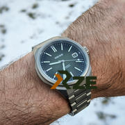 RZE Watches RESOLUTE - Camo Green Review