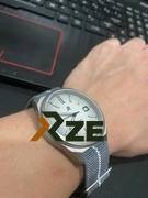 RZE Watches RESOLUTE - Alpine White [BACKORDER] Review