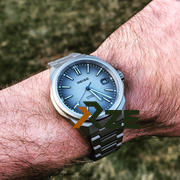 RZE Watches Ultrahex Titanium Bracelet Review