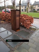 Doika Geroba Paketbox Pakun Corten Stahl Bewertung