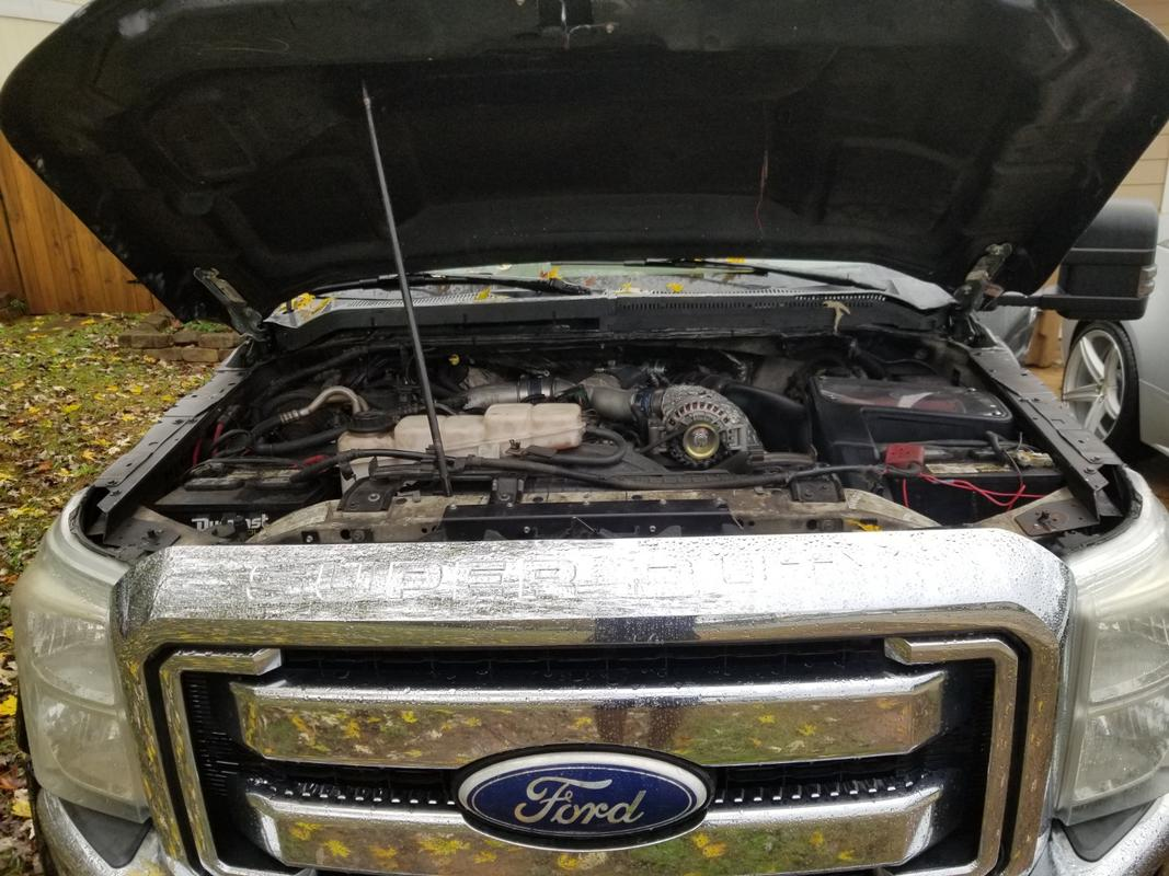 Best Cold Air Intake For Ford 7 3 Powerstroke 1998 2003
