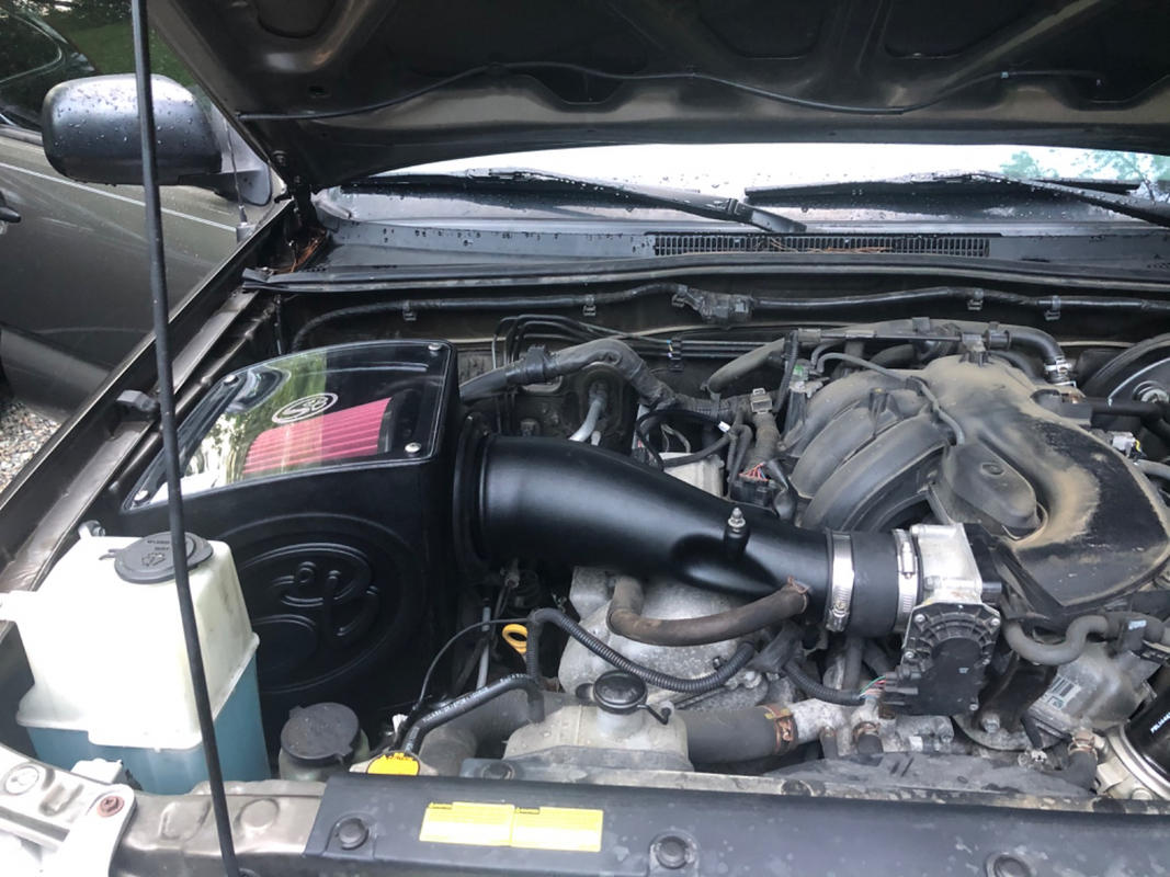 Best Cold Air Intake For Toyota Tacoma 4 0 2005 2011