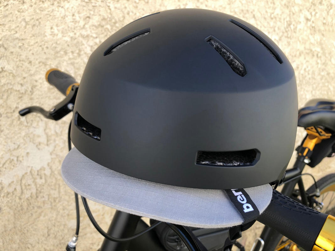 Bern Brentwood Allston helmet Flip Visor S-ML-XLXXL-XXXL summer Liner Flip