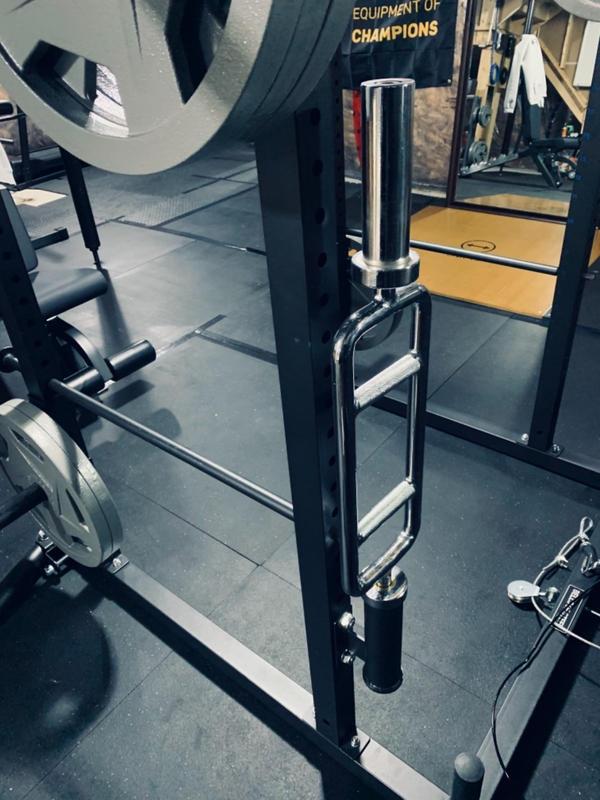 BLITZ FITNESS Olympic Bar Storage Floor Stand  *NEW*