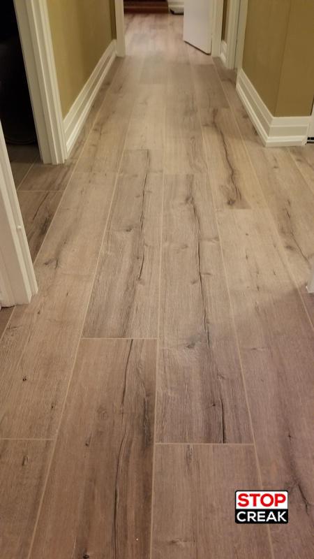 Stop Creak 4 Room Lubricant For, Should Laminate Flooring Creak