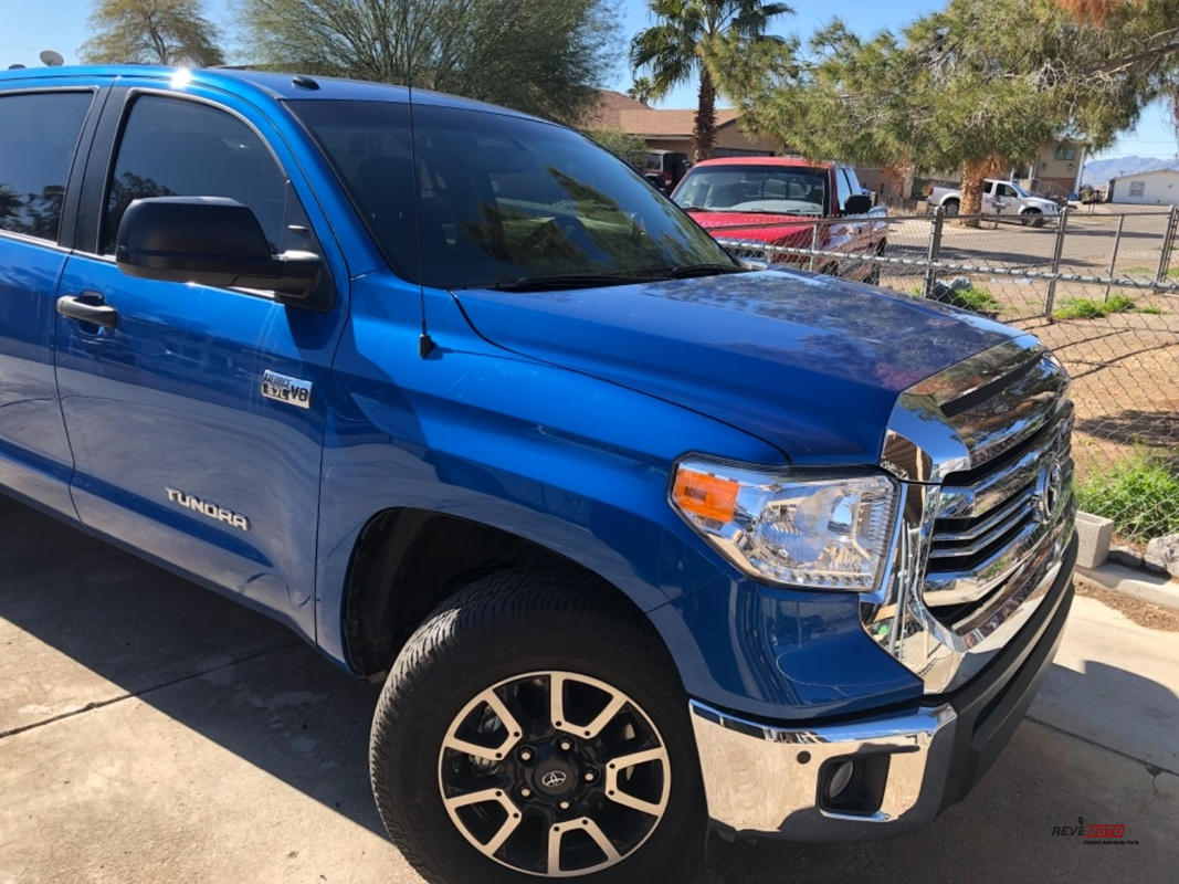 Local Pickup New Painted Fender For Toyota Tundra 2014-2016 TO1240249 538120C050