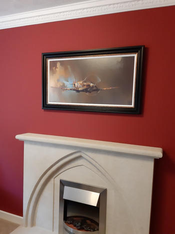 Willow Bay Home & Garden Camelot Pictures | Spitfire - Framed Art Review