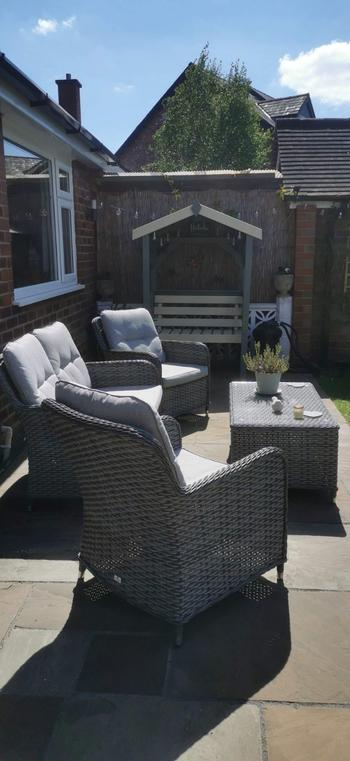 Willow Bay Home & Garden Churnet Valley | Anastasia Arbour Sits 2 Review