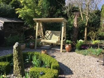 Willow Bay Home & Garden Churnet Valley | Antoinette Swing Sits 2 Review