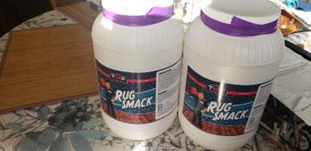 TMF Store: Carpet Cleaning Equipment Rug Smack Cleaner (Natural & Synthetic Fibers) Review
