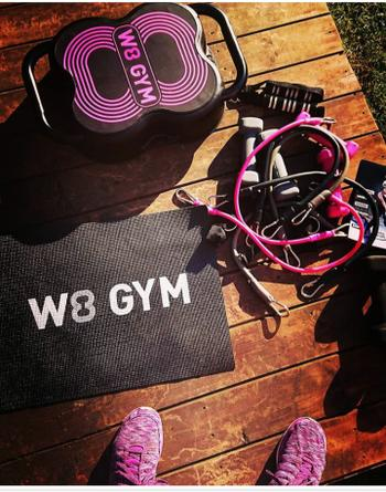 W8 GYM W8 GYM Hot Pink Review