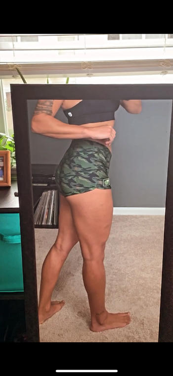 Sunga Life Naked Warrior Jungle Camo Women's Ranger Panties Silkies Shorts | Sunga Life Review
