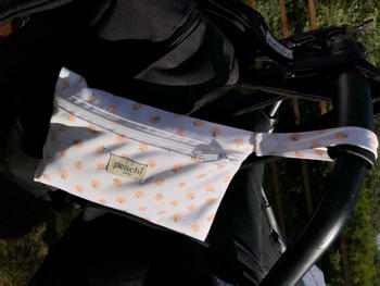 Peachi Baby Clementine Reusable Nappy Bag Review