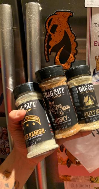 Frag Out Flavor Flavor Liberation Kit Review