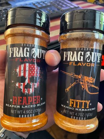 Frag Out Flavor Fitty Review