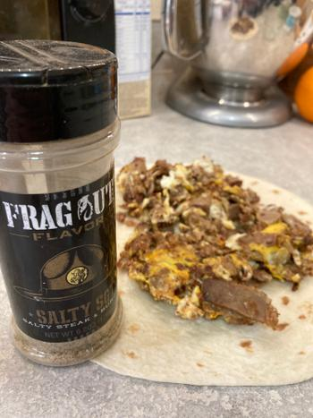 Frag Out Flavor Salty SGT Review
