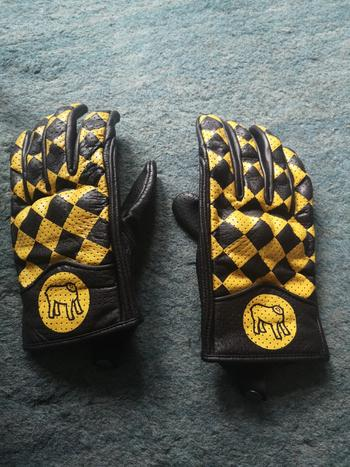 Salt Flats Clothing Holy Freedom Bullit Black and Yellow Gloves Review