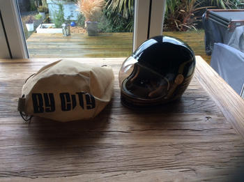 Salt Flats Clothing By City Roadster Carbon II Full Face Helmet Review