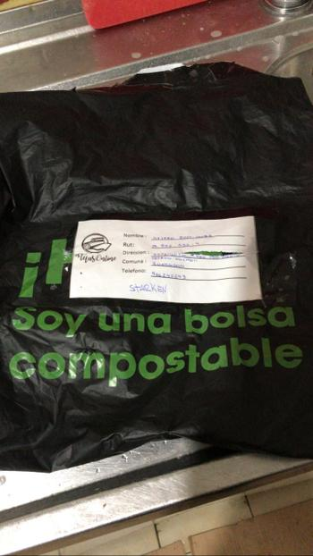 Ecolover 100 BOLSAS PARA DESPACHO MEDIANA COMPOSTABLE Review