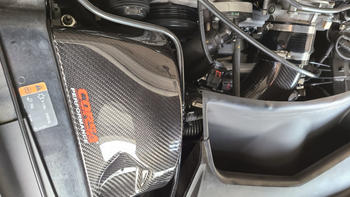 CORSA PERFORMANCE DryTech Filter (44001D) Carbon Fiber Air Intake 2014-2019 Corvette C7, Z51, GrandSport Review