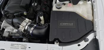 CORSA PERFORMANCE PowerCore Filter (468646) Closed Box Air Intake 2011-2020 Challenger, Charger SRT 6.4L Review