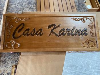 3D Woodworker Custom Wooden Sign Review