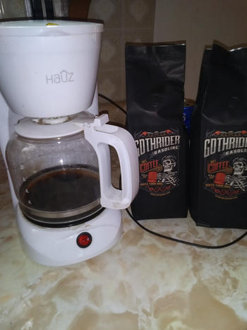 GothRider® Canada Gasoline Coffee Review