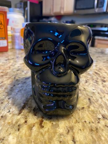 GothRider® Black Skull Mug Review