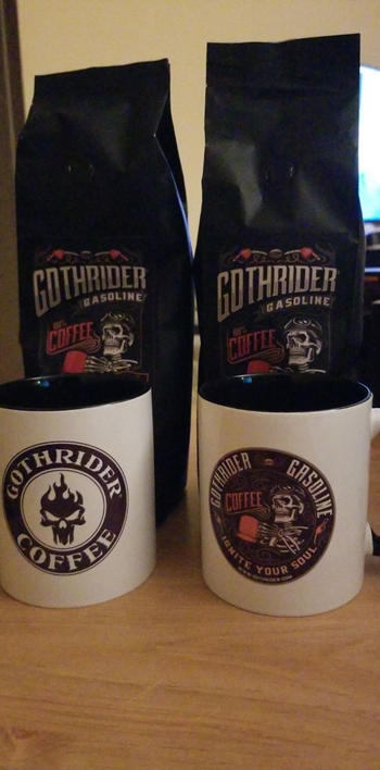 GothRider® Canada Gasoline Coffee Starter Kit Review