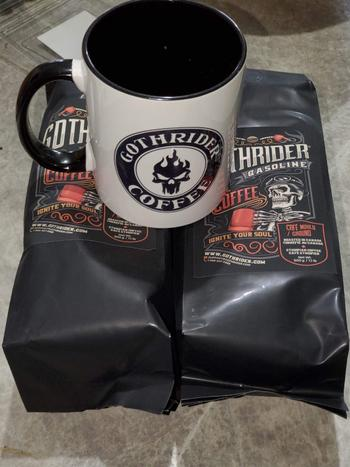 GothRider® Gasoline Coffee Classic Starter Kit Review