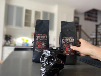 GothRider® Gasoline Black Skull Starter Kit Review
