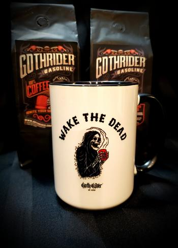 GothRider® Gasoline Coffee Deadly Kit Review