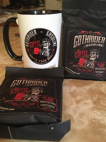 GothRider® Coffee Taster Kit Review